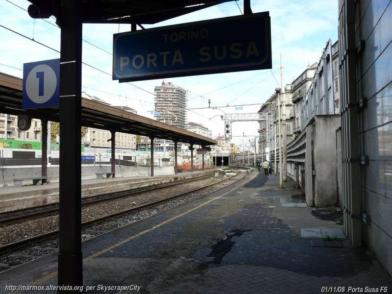 Torino nuova stazione av torino porta susa page 14 - Stazione treni torino porta susa ...