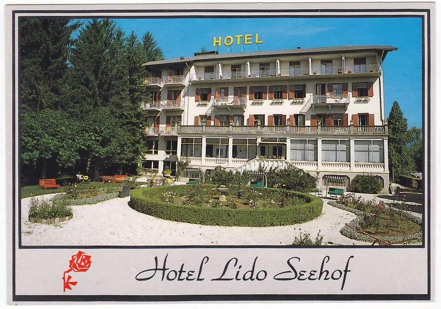 S. CRISTOFORO AL LAGO - TRENTO - HOTEL LIDO SEEHOF -36745 ...